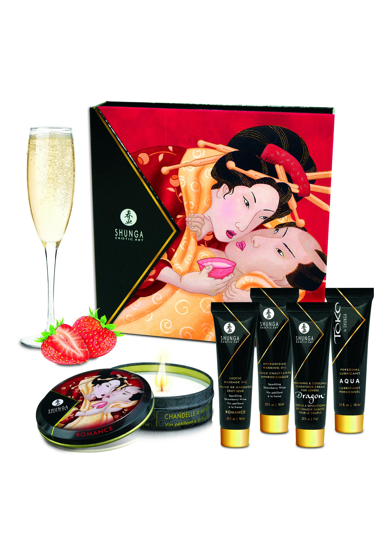 Geishas Secret Kit-eper-5részes.
